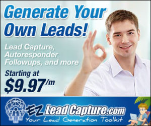 EZ Lead Capture