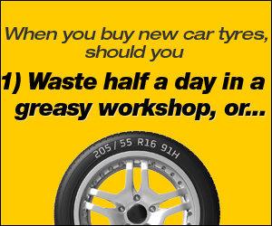 Tyre Shop