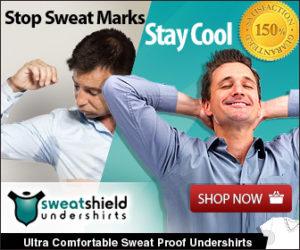 Sweat Shield Undershirts